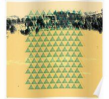 Digital Landscape #8 Poster