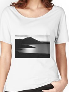 Tranquil Shore Women's Relaxed Fit T-Shirt