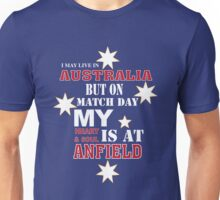 Liverpool Heart and Soul - Australia Unisex T-Shirt
