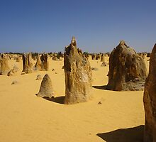 Pinnacles by georgieboy98
