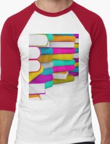 multiple colorful books stack T-Shirt