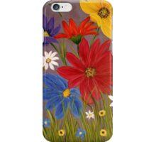 Wildflowers-2 iPhone Case/Skin