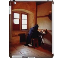 A Monk from the Past iPad Case/Skin