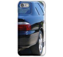 2002 Acura TL Type-S iPhone Case/Skin