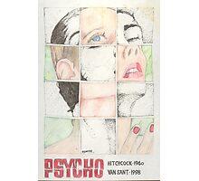 PSYCHO 1960 - 1998 Photographic Print