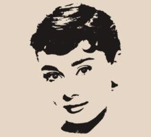 Audrey Hepburn Is Beautiful by Museenglish