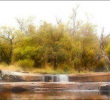 Waterfall by Rochelle Boardman