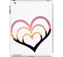 Mountains in Love I iPad Case/Skin