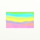 light colour wave by James  Ireland