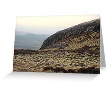 Binsey Crag  Greeting Card