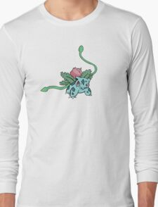 #2 Ivysaur Long Sleeve T-Shirt