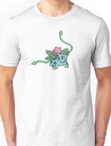#2 Ivysaur Unisex T-Shirt