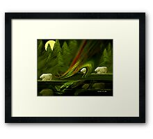 WINDSWEPT SPIRITS Framed Print