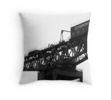 Finnieston Mary Throw Pillow