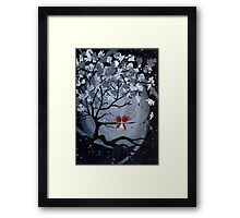 A Beautiful Lie Framed Print