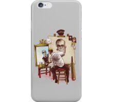 Triple Cornetto Portrait iPhone Case/Skin
