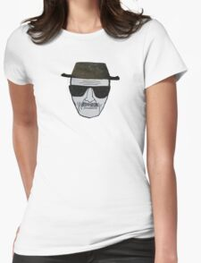 Heisenberg Breaking Bad T-Shirt Womens Fitted T-Shirt