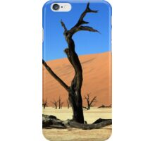 Dead Vlei Tree  iPhone Case/Skin