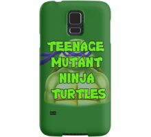 Teenage Mutant Ninja Turtles Donatello Samsung Galaxy Case/Skin