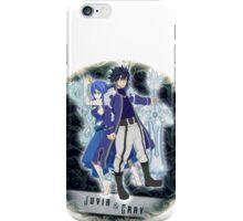 Fairy Tail - Juvia Lockser & Gray Fullbuster iPhone Case/Skin