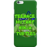 Teenage Mutant Ninja Turtles Leonardo iPhone Case/Skin
