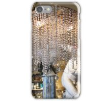 Gorgeous Chandelier at Bliss Home and Design iPhone Case/Skin