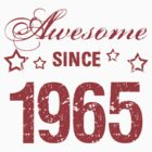Awesome Since 1965 by thepixelgarden