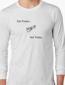 Die Potato ASDF T-Shirt Long Sleeve T-Shirt