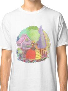 Crinoline Lady  Classic T-Shirt