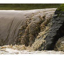 Storm Water Torrent Photographic Print