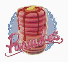 Pink Pancakes by gorillaprutt