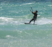 Kite Surfer by ScarlettRose