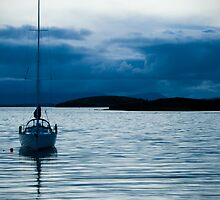 Clew Bay Yacht by Doug Butcher