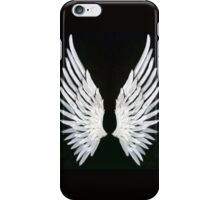Valentine wings iPhone Case/Skin