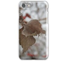 What are you doing here? iPhone Case/Skin