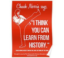 Chuck Says Poster