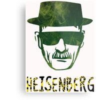 Heisenberg - Breaking Bad Metal Print