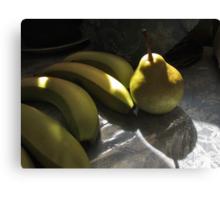 A Fruitful Meeting Canvas Print