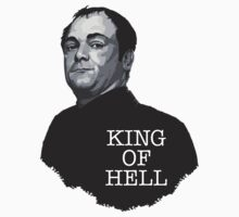 Supernatural - King of Hell by televisiontees