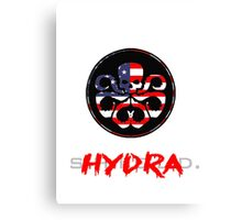 Hydra Takeover Canvas Print