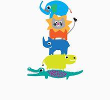 colored animals Unisex T-Shirt
