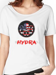 Hydra Takeover Women's Relaxed Fit T-Shirt