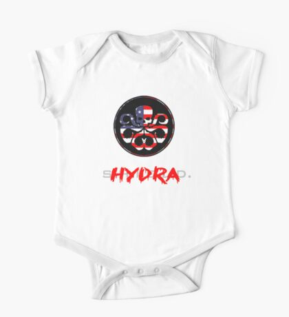 Hydra Takeover One Piece - Short Sleeve