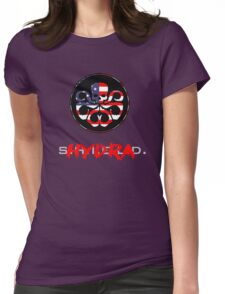 Hydra Takeover Womens Fitted T-Shirt