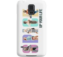 Spice Up Your Life! Samsung Galaxy Case/Skin