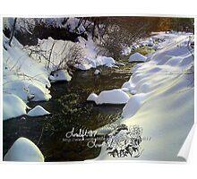 marshmallow creek Poster