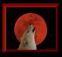 LUNAR WOLF by Madeline M  Allen