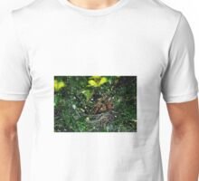 Spider and Droplets Unisex T-Shirt