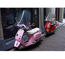 Urban Transport Photographic Print