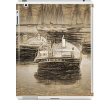 Chicago Police Boats iPad Case/Skin